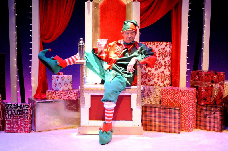 Past Seasons The Santaland Diaries Zoetic Stage Live Theater